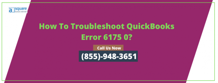 QuickBooks Error 6175 0?